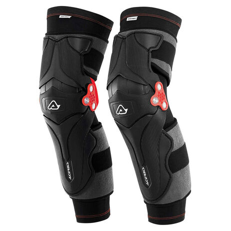 _Rodilleras Semi Ortopédicas Acerbis X-Strong | 0016810.315 | Greenland MX_