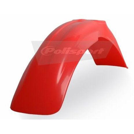 _Guardabarros Delantero Honda CR 125/250 R 90-99 Rojo Flúor | 8591000010 | Greenland MX_