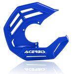_Protector Disco Delantero Acerbis X-Future Azul | 0024328.040-P | Greenland MX_