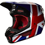 _Casco Fox V1 Regl SE Rojo/Negro | 24276-055 | Greenland MX_