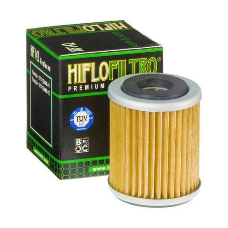 _Filtro de Aceite Hiflofiltro TM Racing 250 07 450 07-09 660 08-09 | HF142 | Greenland MX_
