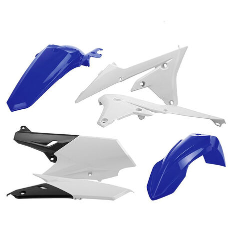 _Kit Plásticos Polisport Yamaha WR 250 F 15-19 WR 450 F 16-18 YZ 250 FX 15-19 | 90729 | Greenland MX_