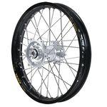 _Rueda Trasera Talon-Excel KTM EXC 98-..SX 98-06 19 x 2.15 (Eje 20mm) Plata-Negro | TW632PSBK | Greenland MX_