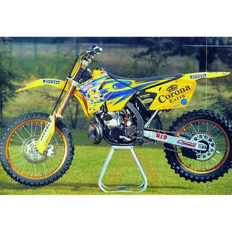 _Kit Adhesivos Tecnosel Replica Team Suzuki 2001 RM 125/250 01-08 | 23V04 | Greenland MX_