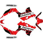 _Kit Adhesivos Completo Yamaha Ténéré 700 19-.. Rojo | SK-YTE70019R-P | Greenland MX_