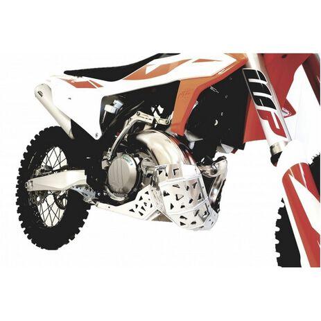 _Cubrecárter con Protector de Escape P-Tech KTM EXC 250/300 20-..HVA TE 250/300 20-.. | PK016 | Greenland MX_
