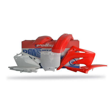 _Kit Plásticos Polisport Honda CR 85 03-07 | 90078 | Greenland MX_
