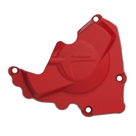 _Protector Tapa Encendido Polisport Honda CRF 250 R 10-17 Rojo | 8461000002 | Greenland MX_