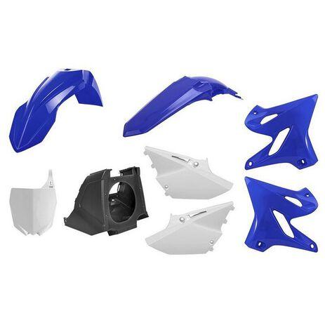 _Kit Plásticos Polisport MX Restyling Yamaha YZ 125/250 02-14 a 15-18 OEM | 90716-P | Greenland MX_