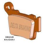 _Pastillas de Freno Delta Traseras KTM 04-... Husqvarna 14-... Sherco Enduro 12-... | DB2320 | Greenland MX_