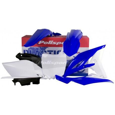 _Kit Plásticos Polisport Yamaha YZ 250 F 10-13 OEM | 90272 | Greenland MX_