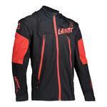 _Chaqueta Leatt Moto 4.5 Lite Negro/Rojo | LB5021000180-P | Greenland MX_