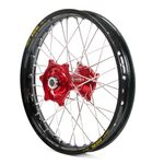 _Rueda Trasera Talon-Excel Honda CRF 250 R 14-.. 450 R 13-.. 19 x 2 .15 Rojo-Negro | TW801PRBK | Greenland MX_