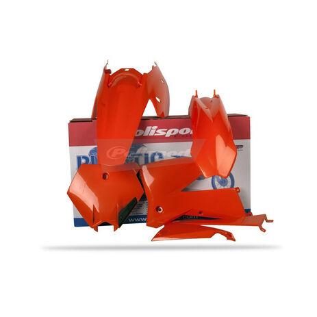 _Kit Plásticos Polisport KTM SX 05-06 SXF 05-06 EXC 05-07 EXCF 05-07 | 90103 | Greenland MX_