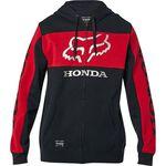 _Sudadera con Capucha Fox Honda Negro/Rojo | 25955-017-P | Greenland MX_
