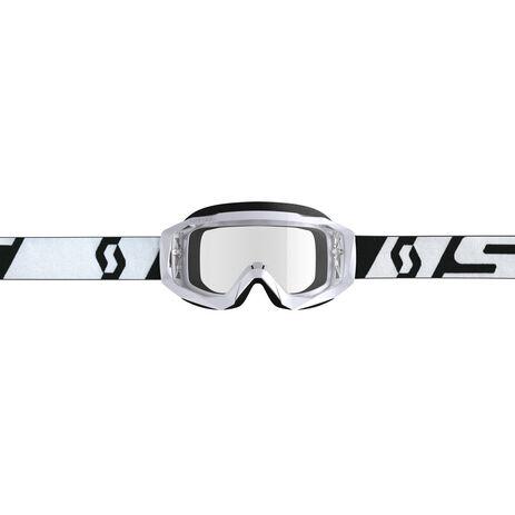 _Gafas Scott Hustle X MX Blanco/Negro   2681831035113   Greenland MX_