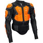 _Peto Integral Fox Titan Sport Negro/Naranja | 10050-016-P | Greenland MX_