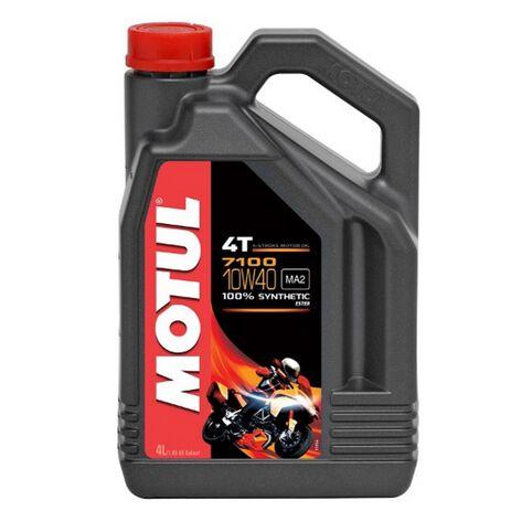 _Aceite Motul 7100 OFF ROAD 10W40 4T 4L | MT-104092 | Greenland MX_