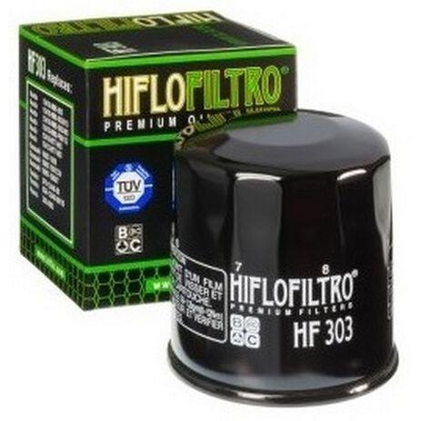 _Filtro de Aceite Hiflofiltro Yamaha YFM 660 Grizzly 03-04 | HF303 | Greenland MX_