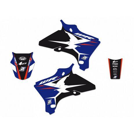 _Kit Adhesivos Blackbird Dream 4 Yamaha WR 250/450 F 05-06 | 2229N | Greenland MX_