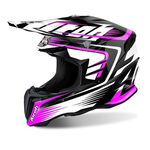 _Casco Airoh Twist Mix Pink 2017 | TWMX54 | Greenland MX_