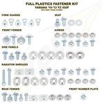 _Kit Tornilleria de Plásticos Yamaha YZ 450 F 10-13 | BO-YAM-101000 | Greenland MX_