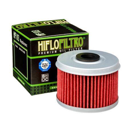 _Filtro de Aceite Hiflofiltro Honda CRF 250 Rally 17-18   HF103   Greenland MX_