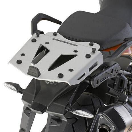 _Adaptador Posterior Específico en Aluminio para Maleta Monokey Givi KTM 1190 Adventure/Adv. R 13-16 | SRA7703 | Greenland MX_