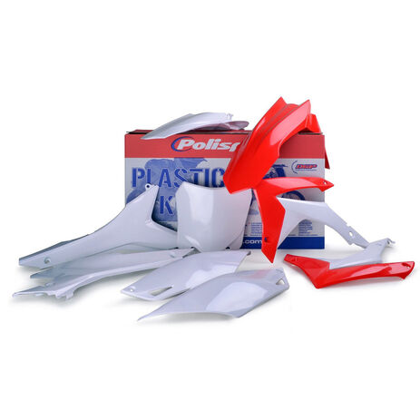 _Kit Plásticos Polisport Honda CRF 250 R 14-17 CRF 450 R 13-16 | 90536 | Greenland MX_
