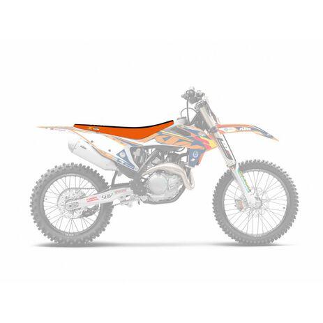 _Funda de Asiento Blackbird Double Grip 3 KTM EXC 2020 SX/SXF 19-.. | 1528H | Greenland MX_