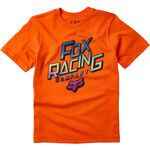 _Camiseta Infantil Fox Cruiser Naranja | 24988-104-P | Greenland MX_