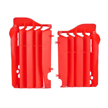 _Kit Rejillas Radiador Honda CRF 450 R 13-15 Rojo   8455800002   Greenland MX_