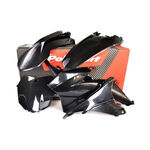 _Kit Plásticos Polisport KTM EXC/ EXC-F 14-16 Negro   90646   Greenland MX_