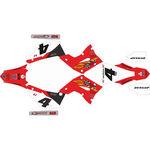 _Kit Adhesivos Completo Kit Restyling Polisport Honda CR 125/250 R 02-07 Carmichael | SK-CR1225PLRKCAR-P | Greenland MX_