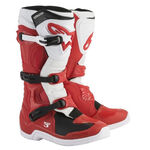 _Botas Alpinestars Tech 3 Rojo/Blanco | 2013018-32-P | Greenland MX_