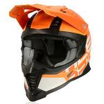 _Casco Acerbis X-Racer VTR Naranja | 0023444.201 | Greenland MX_