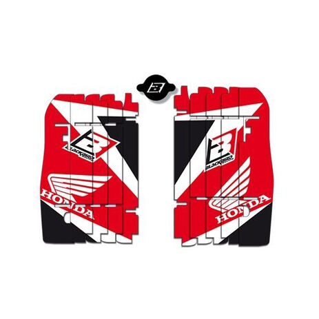 _Kit Adhesivos Rejilla Radiador Blackbird Honda CRF 250 R 10-13 CRF 450 R 09-12 | A102E | Greenland MX_