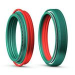 _Kit Retén y Guardapolvo DUAL SKF Showa 49mm | SKD49S | Greenland MX_
