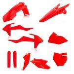 _Full Kit Plásticos Acerbis KTM SX 125/150 16-18 SX 250 17-18  SX-F 16-18 Naranja Fluor | 0021741.014-P | Greenland MX_