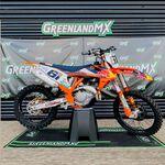 _KTM SXF 450 2020 Jorge Prado 61 | KTSXF45020JP61 | Greenland MX_