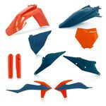 _Full Kit Plásticos Acerbis KTM SX/SX-F 19-.. Azul Marino/Naranja | 0023479.243-P | Greenland MX_