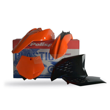 _Kit Plásticos Polisport KTM SX 07-10 SXF 07-10 EXC 08-11 EXCF 08-11 | 90121 | Greenland MX_