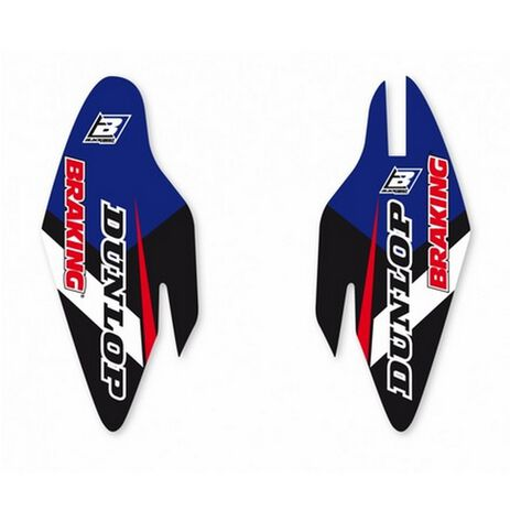 _Kit Adhesivos Protectores Horquilla Blackbird Dream 4 Yamaha YZ 125-/250 15-20 YZ 450 F 10-17 | 5237N | Greenland MX_