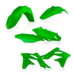 _Kit Plásticos Acerbis Kawasaki KX 250 F 13-16 Verde Flúor   0016878.131-P   Greenland MX_