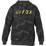 _Sudadera con Capucha y Cremallera Fox Apex Camo Negro | 26519-247-P | Greenland MX_
