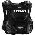 _Peto Thor Guardian MX Carbón/Negro | 2701-0868-P | Greenland MX_