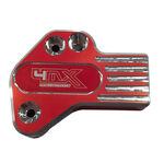 _Protector TPS 4MX Husqvarna TE 250/300i KTM EXC/XCW 250/300 TPI 18-.. Gas Gas EC 21-..  Rojo | 4MX-TPS-RD-P | Greenland MX_