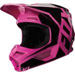 _Casco Fox V1 Prix Rosa   25471-170   Greenland MX_
