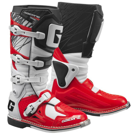 _Botas Gaerne Fastback Endurance Rojo | 2196-005 | Greenland MX_