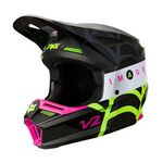 _Casco Fox V2 Venin LE Negro | 24870-001-P | Greenland MX_